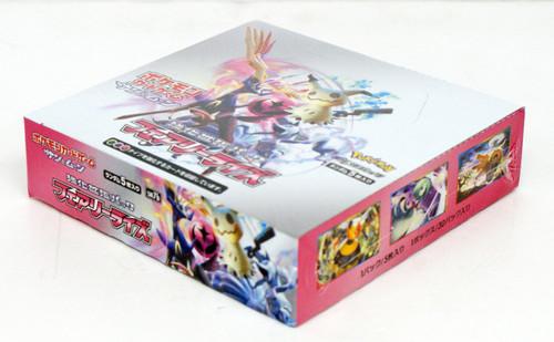 Pokemon Card Game Sun & Moon SM7b Enhanced Booster Pack 'Fairy Rise' BOX