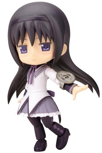 Kotobukiya AD075 Cu-poche Homura Akemi ver. 1.5 (Puella Magi Madoka Magica)