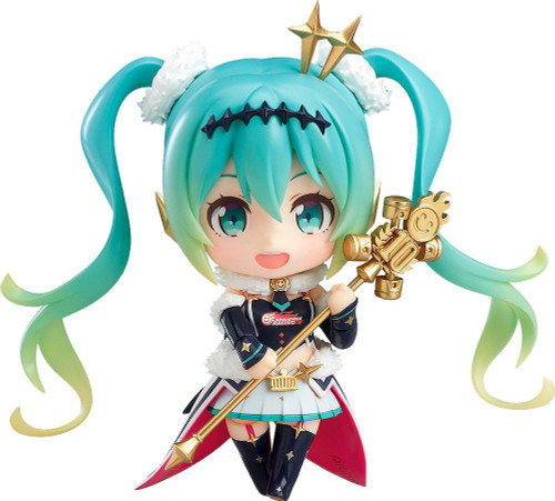Good Smile Nendoroid 898 Racing Miku 2018 Ver. (Hatsune Miku GT Project)