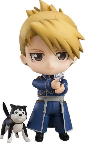 Good Smile Nendoroid 906 Riza Hawkeye (Fullmetal Alchemist)