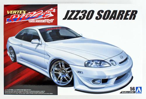 Aoshima 55786 TOYOTA Vertex JZZ30 Soarer 1996 1/24 scale kit