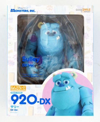 Good Smile Nendoroid 920 Sully: DX Ver. (Monsters, Inc.)