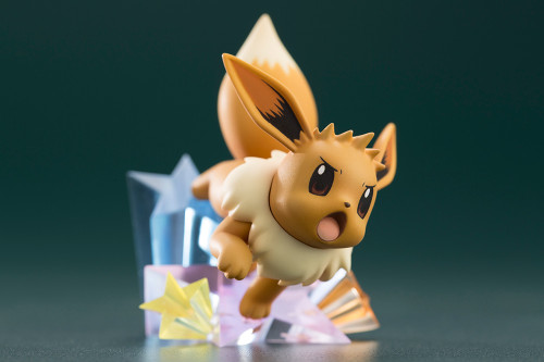 Kotobukiya PP752 ARTFX J Blue with Eevee 1/8 Scale Figure (Pokemon)