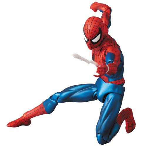 Medicom MAFEX 075 Spider-man Comic Ver. Action Figure