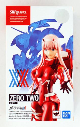 Bandai S.H. Figuarts Darling in the Franxx Zero Two Figure