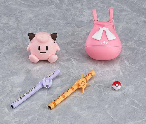 Good Smile & Pokemon Center figma 392 Lively Lillie (Pokemon)