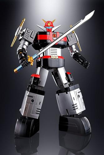 Bandai Soul of Chogokin GX-60R Space Emperor God Sigma Revival Ver. Figure