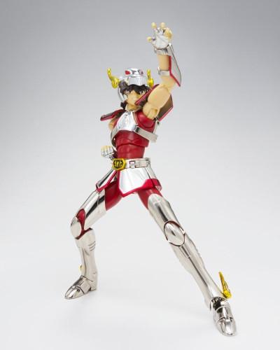 Bandai Saint Seiya Myth Cloth Pegasus Seiya (Bronze Cloth) Revival Version Figure