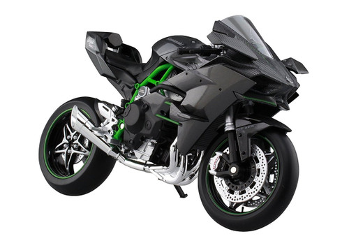 Aoshima Skynet 04576 Kawasaki Ninja H2R 1/12 scale Finished Model