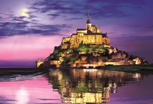 Epoch Jigsaw Puzzle 31-007 Mont Saint-Michel France (1053 S-Pieces)