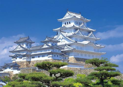 Epoch Jigsaw Puzzle 01-063 Himeji Castle Hyogo Japan (108 Pieces)