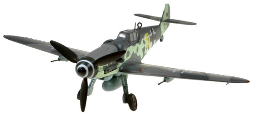 Doyusha 403105 Messerschmitt Bf109G-6 1/72 Scale Fully Pre-painted Plastic Kit
