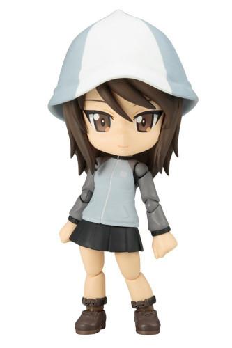 Kotobukiya AD057 Cu-poche Girls und Panzer Mika Figure