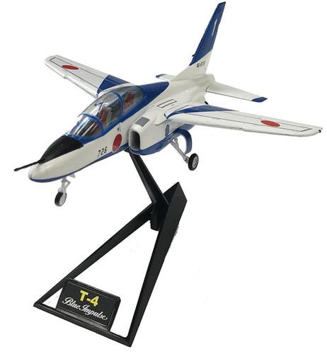 Doyusha 500743 J.A.S.D.F. T-4 Blue Impulse 1/72 Scale Completed Model