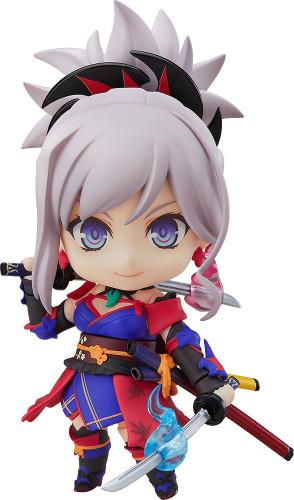 Good Smile Nendoroid 936 Saber / Miyamoto Musashi (Fate/Grand Order)