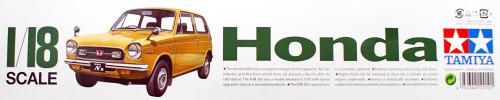 Tamiya 10010 Honda N III 360 1/18 scale kit