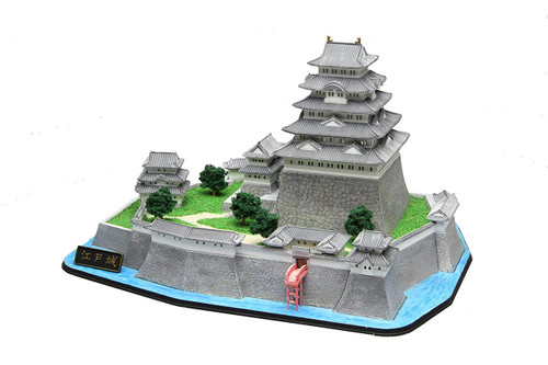 Fujimi 500829 Edo Caste 1/800 scale kit