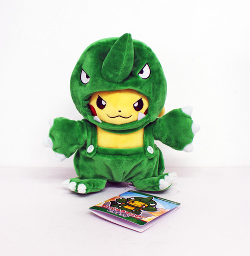 Pokemon Center Original Plush Doll PokeManiac Pikachu 630-242743