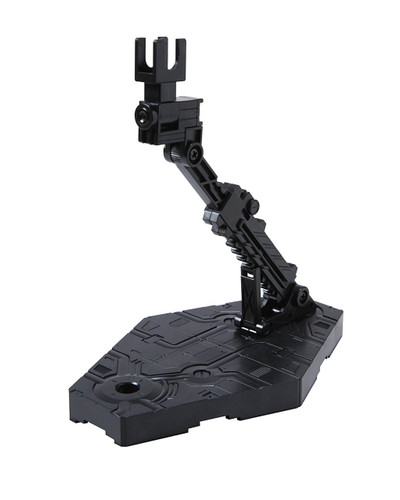 Bandai Action Base 2 Black for 1/144 Scale Kit