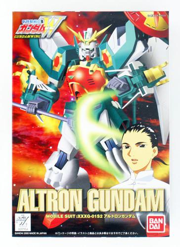 Bandai Gundam XXXG-01S2 Altron Gundam 1/144 Scale Kit