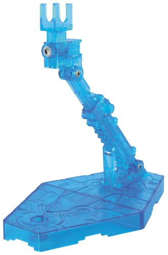 Bandai Action Base 2 Clear Blue
