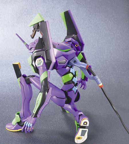 Bandai 505330 Evangelion-01 Test Type Rebuild of Evangelion Ver. Non-Scale Kit