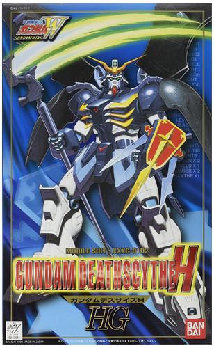Bandai Gundam Deathscythe Hell 1/100 Scale Kit