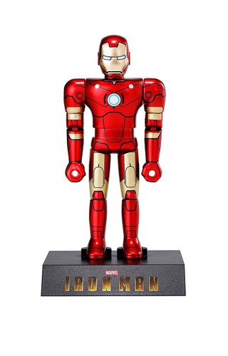 Bandai Spirits Chogokin HEROES Iron Man Mark 3 Figure (Iron Man)