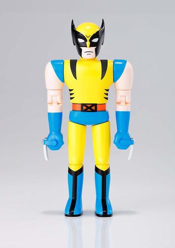 Bandai Spirits Chogokin HEROES Wolverine Figure