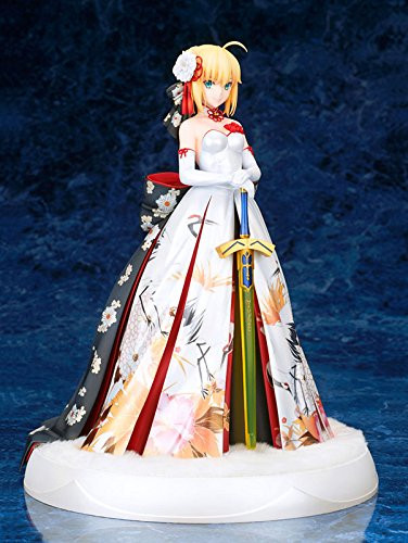 ALTER Fate/stay night Saber Kimono Dress ver. 1/7 Scale Figure