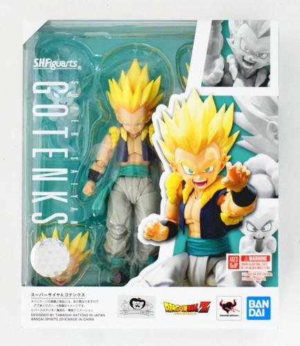 Bandai S.H. Figuarts Super Saiyan Gotenks Action Figure (Dragon Ball Z)