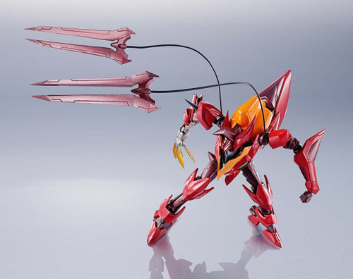 Bandai Metal Robot Spirits (SIDE KMF) Guren Seiten Eight Elements Figure (Code Geass)