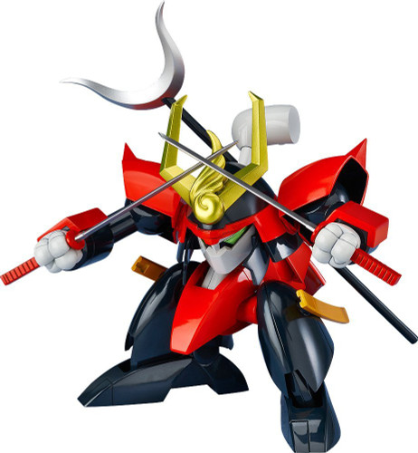 Max Factory PLAMAX MS-01: SENJINMARU (Mashin Hero Wataru) Plastic Model Kit