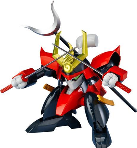 Max Factory PLAMAX MS-01: SENJINMARU (Mashin Hero Wataru) Plastic Model Kit