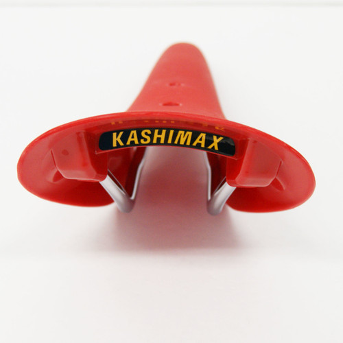 KASHIMAX AMX-C aero BMX Seat Saddle Red