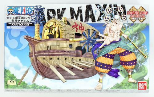 Bandai One Piece Grand Ship Collection 303527 Ark Maxim (Plastic Model Kit)