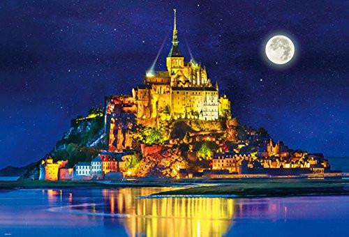 Beverly Jigsaw Puzzle 31-487 Mont Saint Michel France (1000 Pieces)