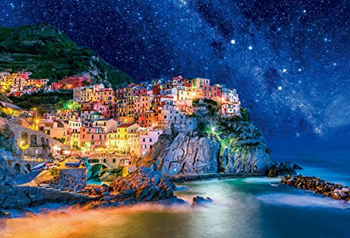 Beverly Jigsaw Puzzle 31-486 Cinque Terre Italy (1000 Pieces)