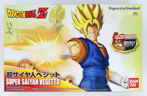 Bandai Figure-Rise Dragon Ball Super Saiyan Vegito Plastic Model Kit