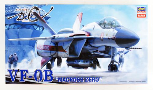 Hasegawa 65770 Macross Zero VF-0B 1/72 Scale kit