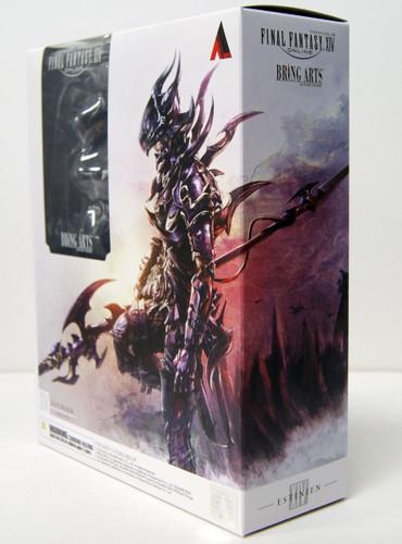 Square Enix Bring Arts Final Fantasy XIV Estinien Action Figure