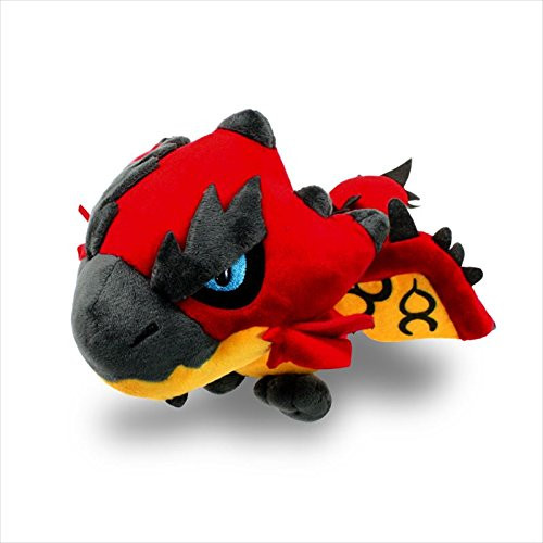 Capcom Rathalos Stuffed Plush Toy (Monster Hunter)