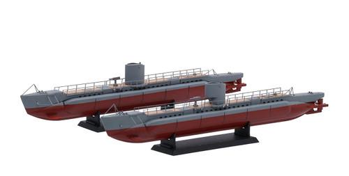 Fujimi TOKU-14 Imperial Japanese Army Type 3 Submergence Transport Vehicle Maru Yu 1/350 scale kit