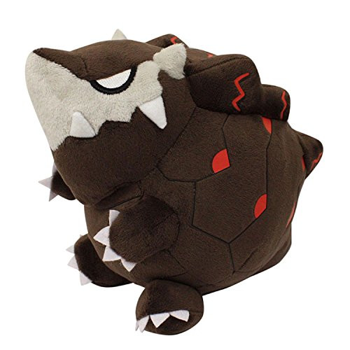 Capcom Zorah Magdaros Stuffed Plush Toy (Monster Hunter World)