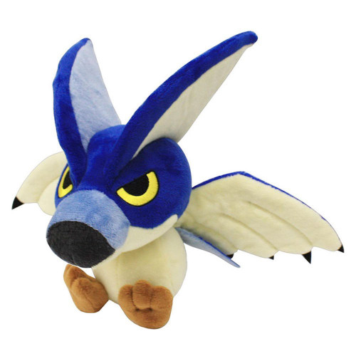 Capcom Legiana Stuffed Plush Toy (Monster Hunter World)