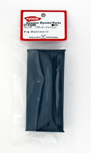Kyosho OT252BK Wing (Black/Javelin)