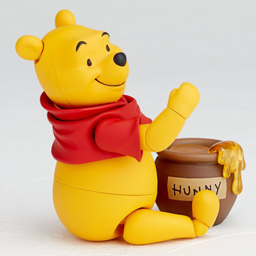 Kaiyodo Movie Revo (Revoltech) Series No.011 Winnie the Pooh Action Figure (4537807131102)