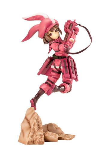 Kotobukiya PP762 Llenn 1/7 Scale Figure (Sword Art Online Alternative: Gun Gale Online)