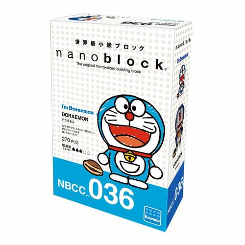 Kawada NBCC-036 I'm Doraemon nanoblock Doraemon