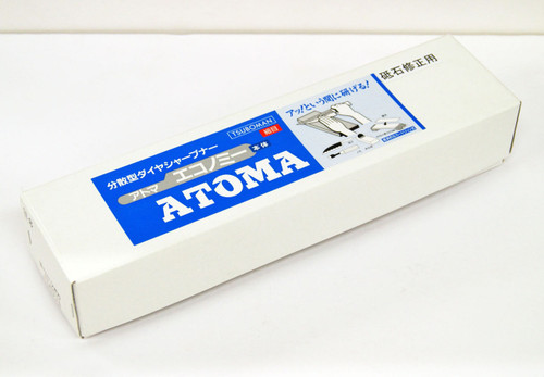 TSUBOMAN ATOMA Economy Diamond Sharpener (for Flattening Whetstone) #600 SYU